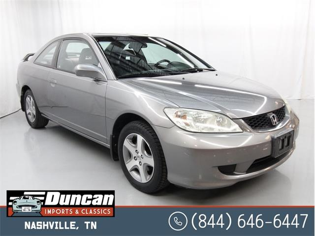 2004 Honda Civic (CC-1467026) for sale in Christiansburg, Virginia