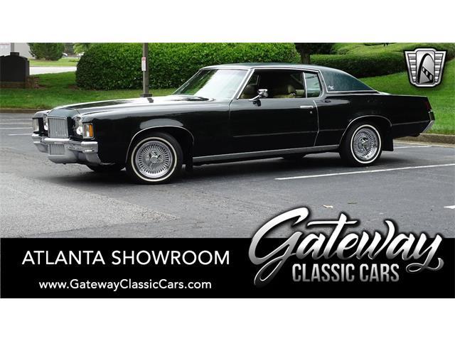 1971 Pontiac Grand Prix (CC-1467028) for sale in O'Fallon, Illinois