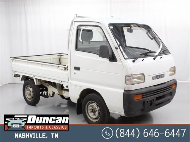 1992 Suzuki Carry (CC-1467032) for sale in Christiansburg, Virginia