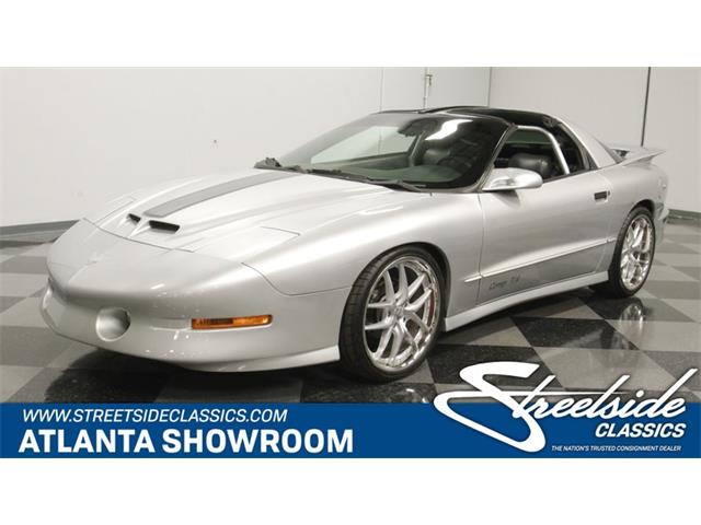 1996 Pontiac Firebird (CC-1467036) for sale in Lithia Springs, Georgia