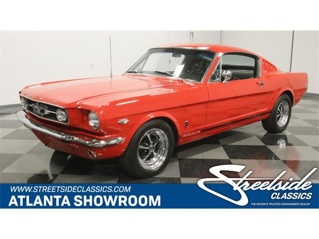 1965 Ford Mustang (CC-1467039) for sale in Lithia Springs, Georgia