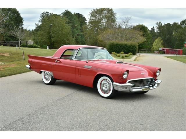 1957 Ford Thunderbird (CC-1460705) for sale in Youngville, North Carolina