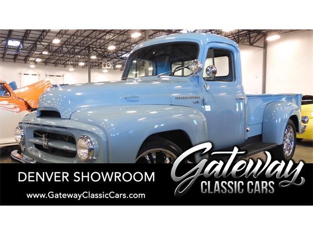 1955 International R110 (CC-1467056) for sale in O'Fallon, Illinois