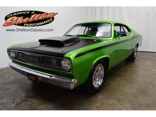 1971 Plymouth Duster (CC-1467057) for sale in Mooresville, North Carolina