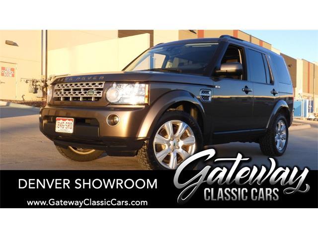2013 Land Rover LR4 (CC-1467059) for sale in O'Fallon, Illinois
