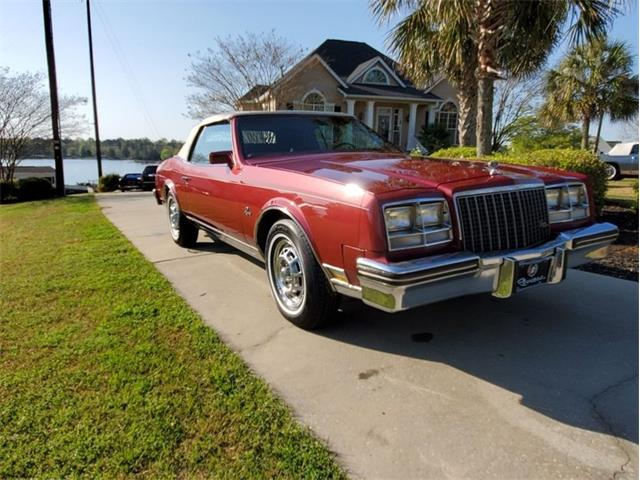 1982 Buick Riviera (CC-1467061) for sale in Youngville, North Carolina