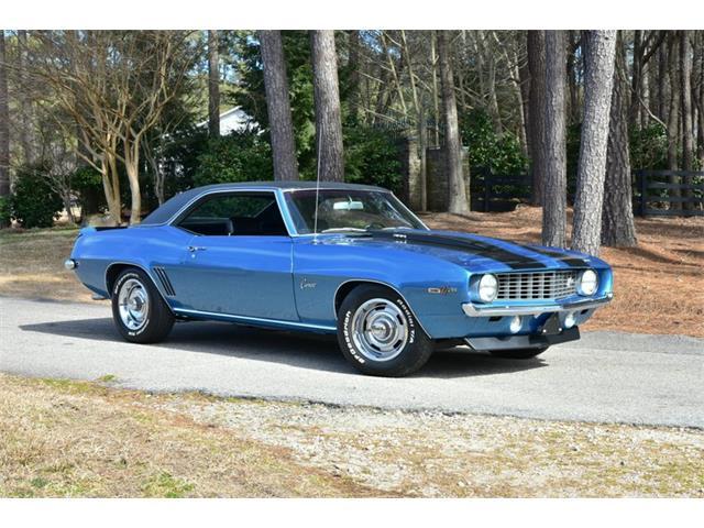 1969 Chevrolet Camaro (CC-1460707) for sale in Youngville, North Carolina