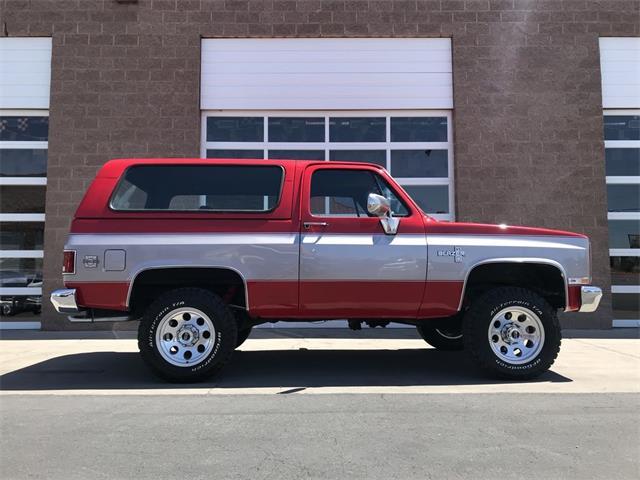 1982 Chevrolet Blazer (CC-1467079) for sale in Henderson, Nevada