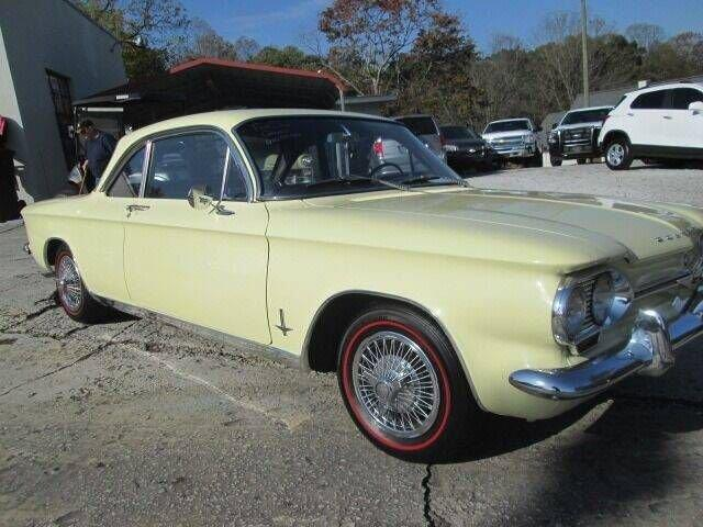 1964 Chevrolet Corvair (CC-1460708) for sale in Youngville, North Carolina