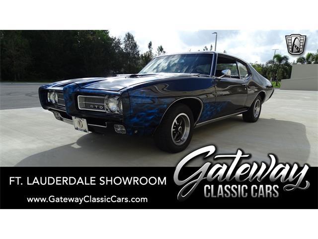 1969 Pontiac GTO (CC-1467082) for sale in O'Fallon, Illinois