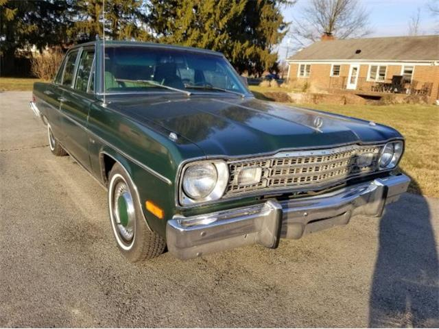 1974 Plymouth Valiant (CC-1467092) for sale in Cadillac, Michigan