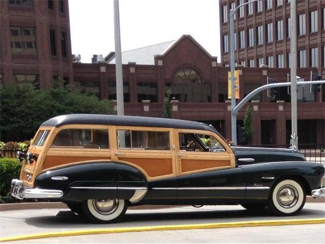 1948 Buick Estate Wagon (CC-1467102) for sale in Cadillac, Michigan