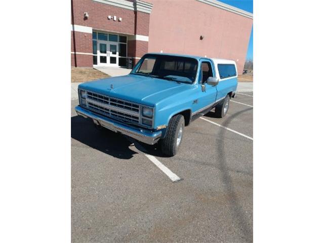 1986 GMC 2500 (CC-1467103) for sale in Cadillac, Michigan