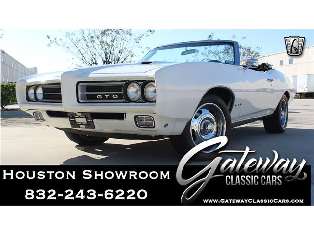 1969 Pontiac GTO (CC-1467104) for sale in O'Fallon, Illinois