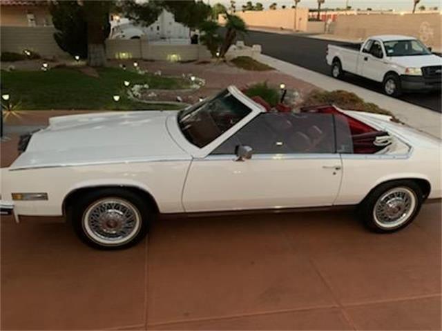 1995 Cadillac Eldorado (CC-1467109) for sale in Cadillac, Michigan