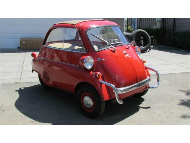 1957 BMW Isetta (CC-1467111) for sale in Cadillac, Michigan