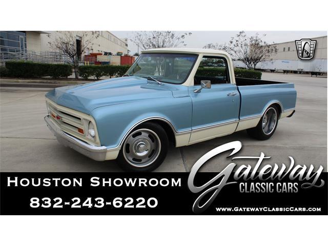 1968 Chevrolet C10 (CC-1467118) for sale in O'Fallon, Illinois