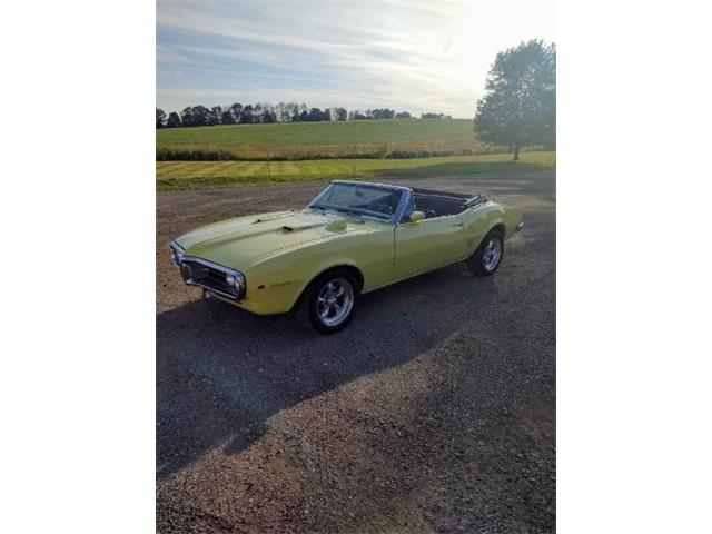 1967 Pontiac Firebird (CC-1467119) for sale in Cadillac, Michigan