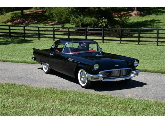 1957 Ford Thunderbird (CC-1460712) for sale in Youngville, North Carolina