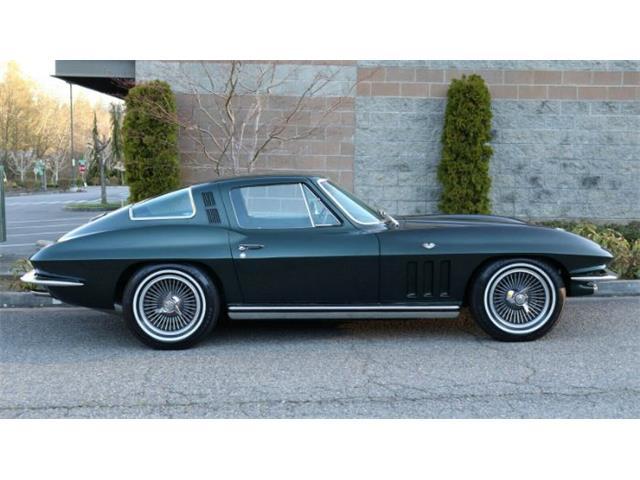 1965 Chevrolet Corvette (CC-1467123) for sale in Cadillac, Michigan
