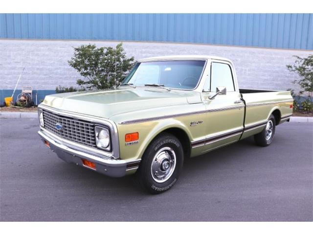 1971 Chevrolet C10 (CC-1467125) for sale in Cadillac, Michigan