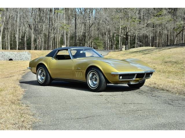 1969 Chevrolet Corvette (CC-1460713) for sale in Youngville, North Carolina
