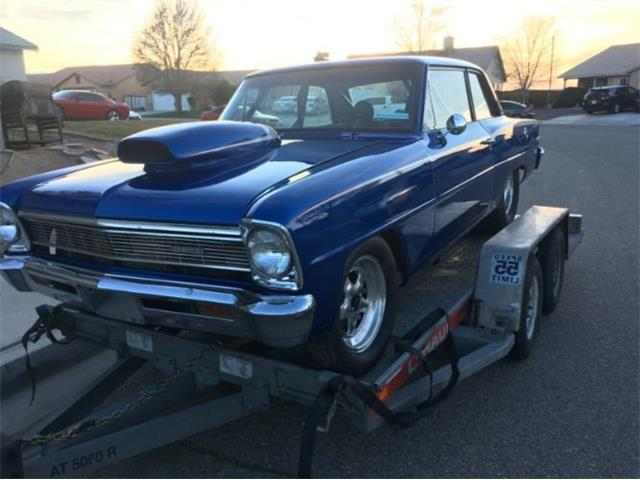 1966 Chevrolet Nova (CC-1467137) for sale in Cadillac, Michigan