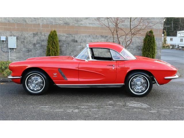 1962 Chevrolet Corvette (CC-1467139) for sale in Cadillac, Michigan