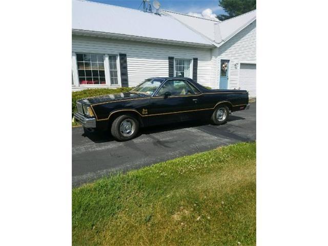 1978 Chevrolet El Camino (CC-1467140) for sale in Cadillac, Michigan