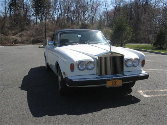 1984 Rolls-Royce Corniche (CC-1467148) for sale in Cadillac, Michigan