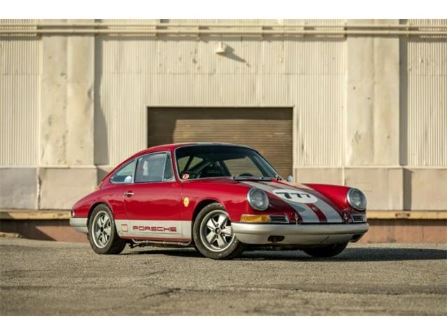 1967 Porsche 911 (CC-1467149) for sale in Cadillac, Michigan