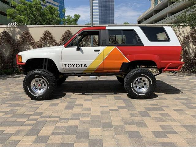 1987 Toyota 4Runner (CC-1467152) for sale in Cadillac, Michigan