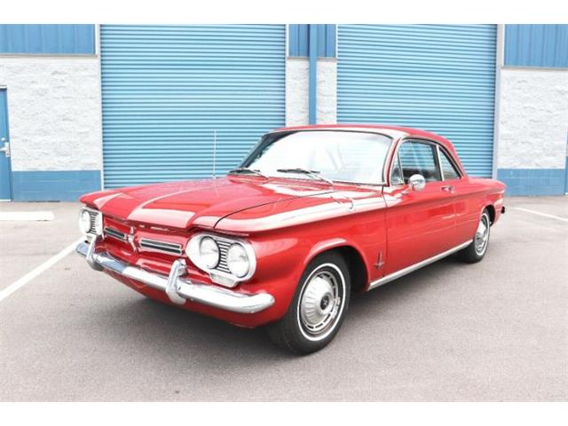 1962 Chevrolet Corvair (CC-1467155) for sale in Cadillac, Michigan