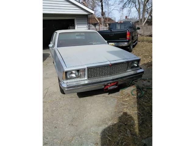 1978 Chevrolet Malibu (CC-1467156) for sale in Cadillac, Michigan