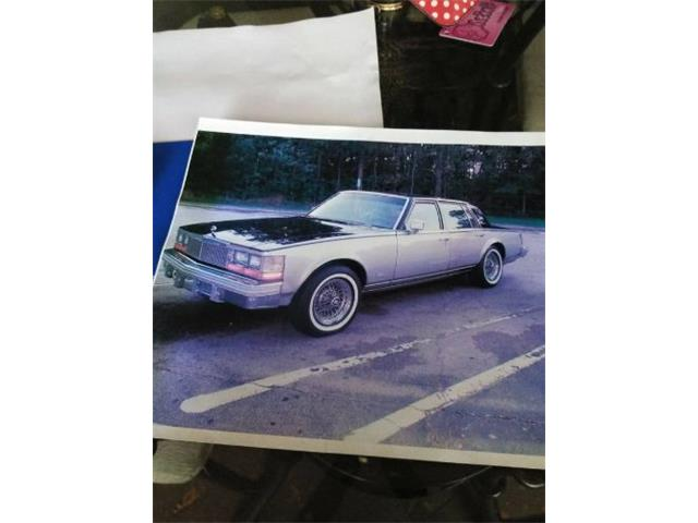 1978 Cadillac Seville (CC-1467161) for sale in Cadillac, Michigan