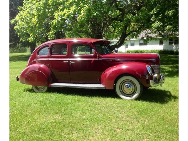 1940 Ford Deluxe (CC-1467162) for sale in Cadillac, Michigan