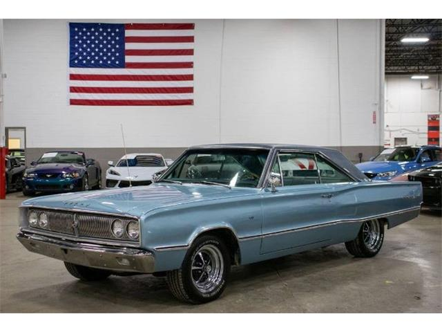 1967 Dodge Coronet (CC-1467164) for sale in Cadillac, Michigan