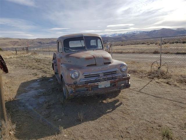 1950 Dodge 1/2-Ton Pickup (CC-1467167) for sale in Cadillac, Michigan