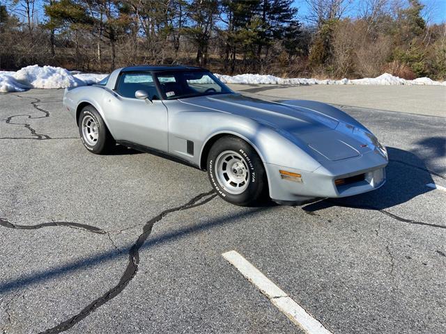 1981 Chevrolet Corvette (CC-1467168) for sale in Westford, Massachusetts