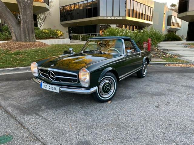 1969 Mercedes-Benz 230SL (CC-1467181) for sale in Cadillac, Michigan