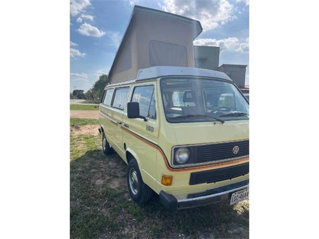 1984 Volkswagen Vanagon (CC-1467188) for sale in Cadillac, Michigan