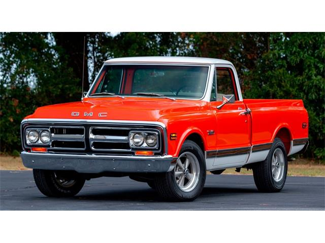 1971 GMC Custom (CC-1467197) for sale in Carrollton, Texas