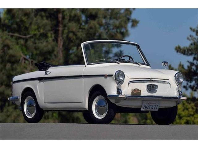 1964 Autobianchi Bianchina Transformable (CC-1460722) for sale in Youngville, North Carolina