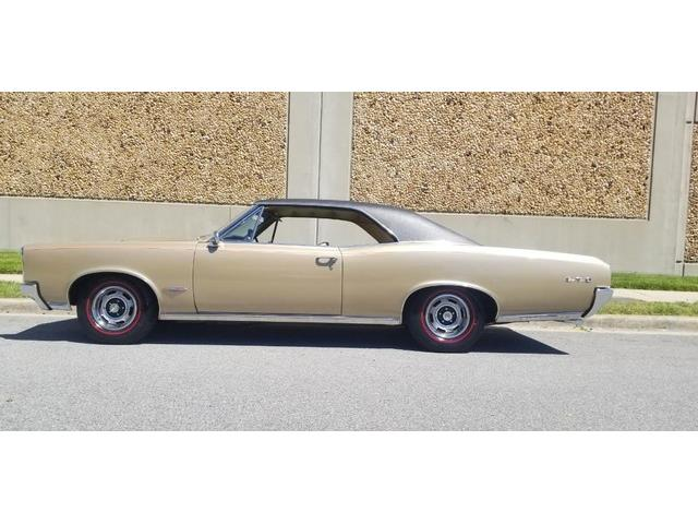 1966 Pontiac GTO (CC-1467230) for sale in Linthicum, Maryland
