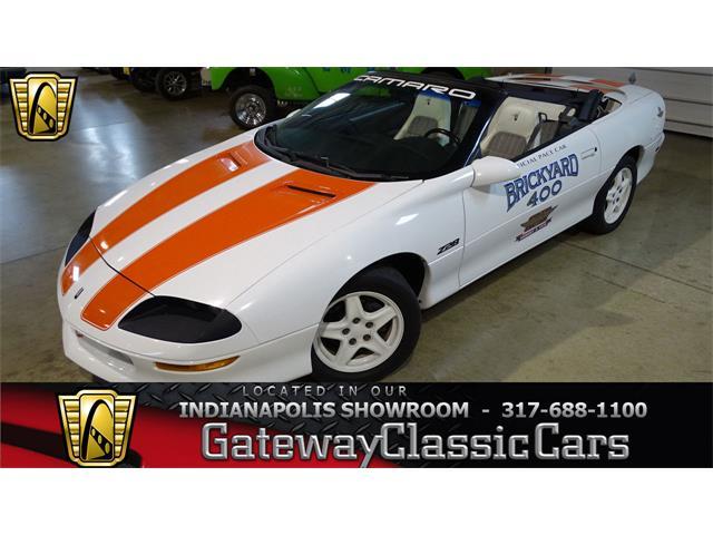 1997 Chevrolet Camaro (CC-1467235) for sale in O'Fallon, Illinois