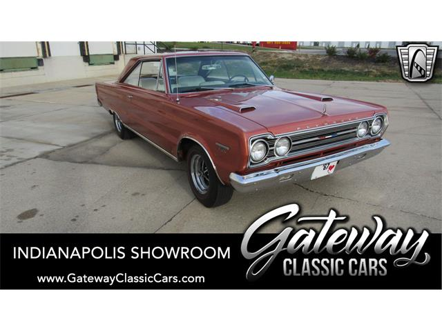 1967 Plymouth GTX (CC-1467237) for sale in O'Fallon, Illinois