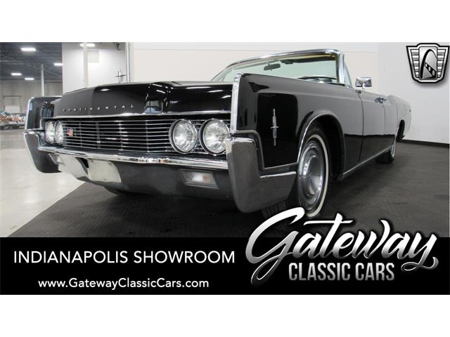 1966 Lincoln Continental (CC-1467241) for sale in O'Fallon, Illinois