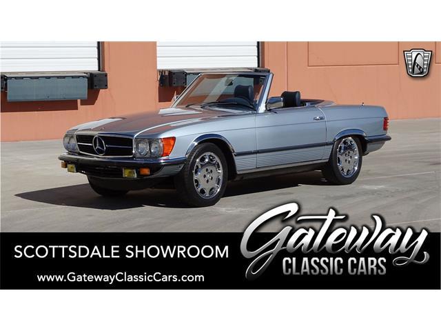 1983 Mercedes-Benz 380SL (CC-1467249) for sale in O'Fallon, Illinois