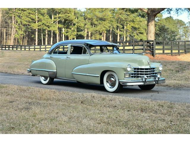 1947 Cadillac Series 62 (CC-1460725) for sale in Youngville, North Carolina