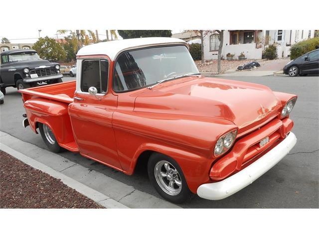 1958 Chevrolet Pickup (CC-1467255) for sale in San Diego, California